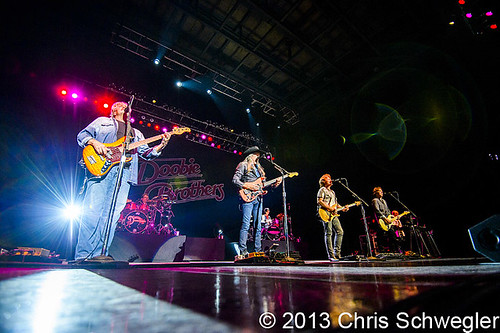 The Doobie Brothers - 08-30-13 - DTE Energy Music Theatre, Clarkston, MI