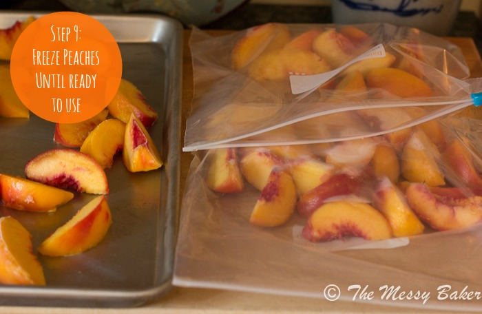 How To Freeze Peaches  www.themessybakerblog.com-8412