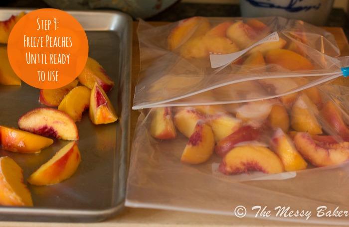 How To Freeze Peaches  www.themessybakerblog.com-8412