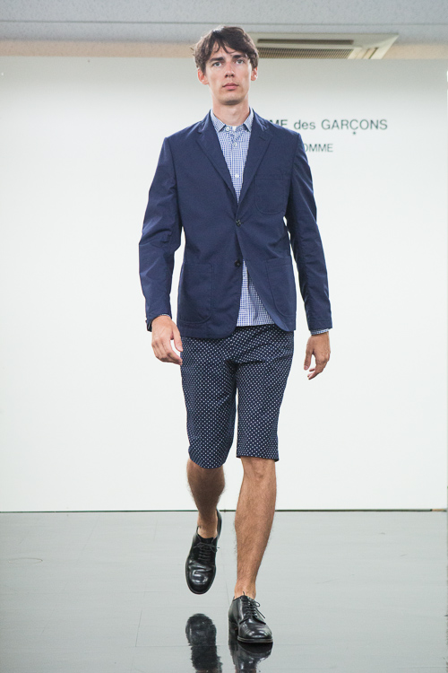 SS14 COMME des GARCONS HOMME024_Marco Sulima(Fashion Press)