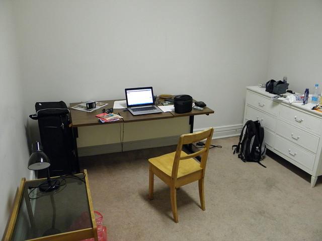 Fotka mého pokoje