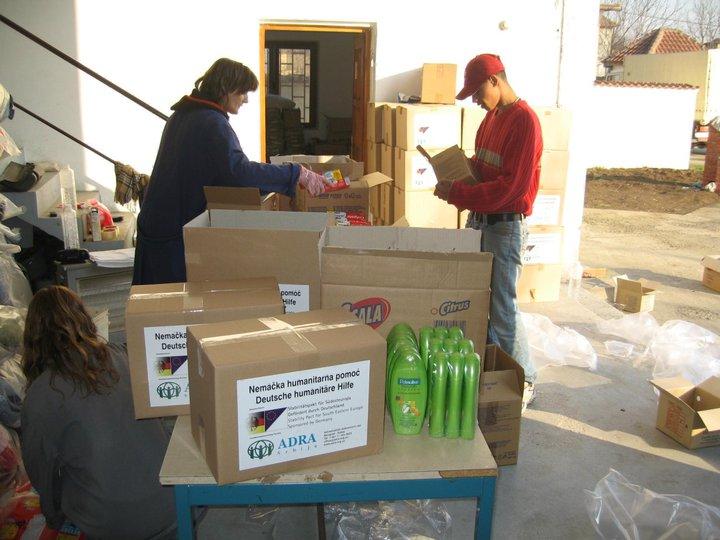 Zimska pomoć 2006.