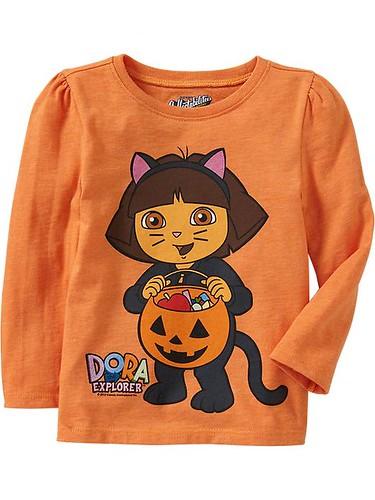 Dora Halloween Shirt