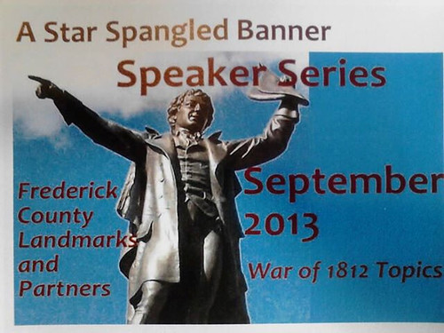 War of 1812 Series in Frederick