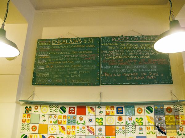 Vegan Eats, Buenos Aires, Argentina