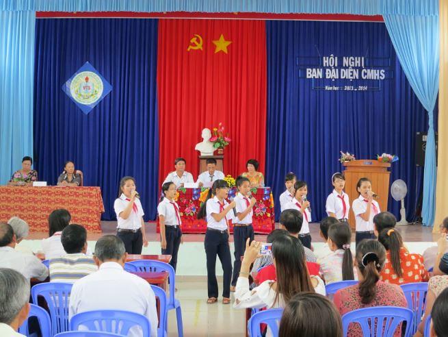 Hội nghị BĐDCMHS 2013-2014