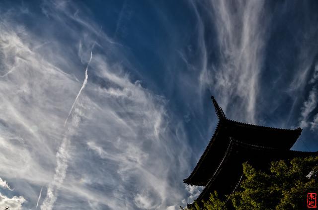 「Canvas」 法観寺 - 京都