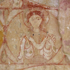 Christ with a scroll (11th Century)