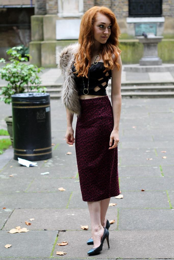 Matalan pink skirt (4)
