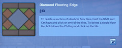 Diamond Flooring Edge