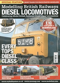 Modelling British Railway Diesel Locomotives