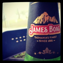 The champagne of beers from Tasmania.
