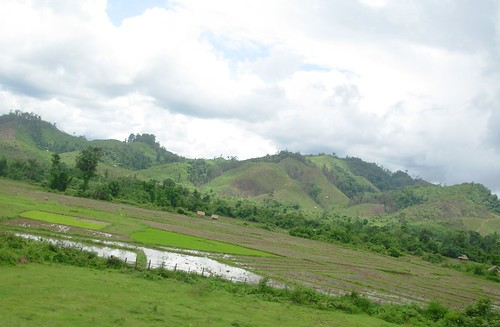 Houaisai-Luang Namtha-route (7)