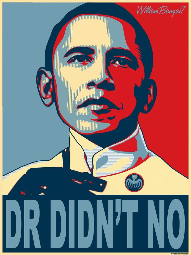 DR DIDN'T NO