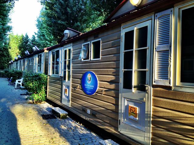 PLUS Camping Venice bungalow