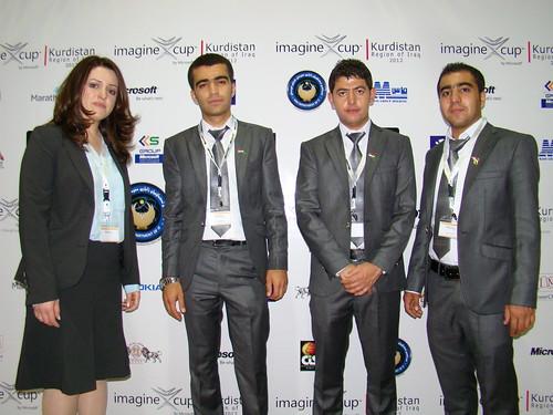Zhyar Hawrami posted a photo:Mrs. Ala Barzanji, Zhyar Rzgar, Ramyar Abdulrahmman and Shvan Omer