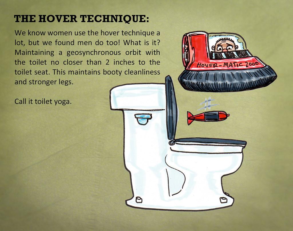 125 Hover Technique