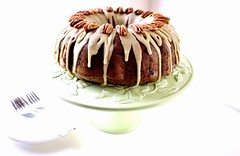 Apple Cream Cheese Bundt Cake (GF)