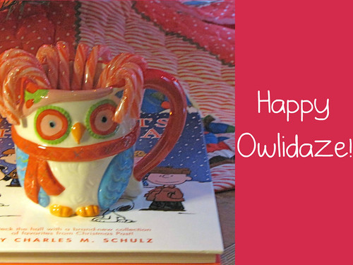 Owlidaze!