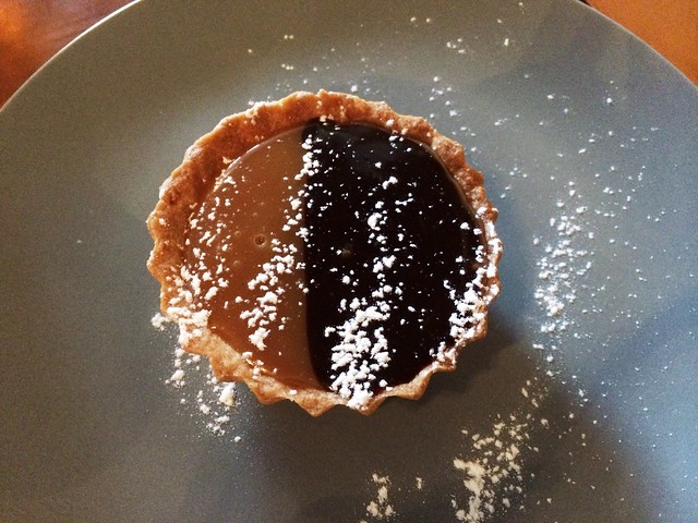 Chocolate Caramel Tart, Drury Lane