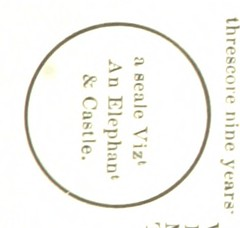 Image taken from page 21 of 'Suffolk Deeds. [Edited by W. B. Trask.]'