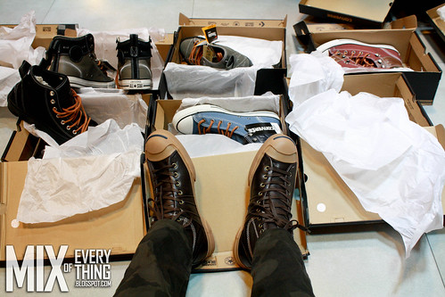 Converse Weatherized Collection