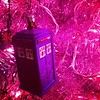 TARDIS in our Christmas tree
