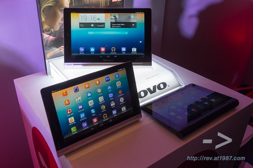 Lenovo Yoga Tablet Hands-On