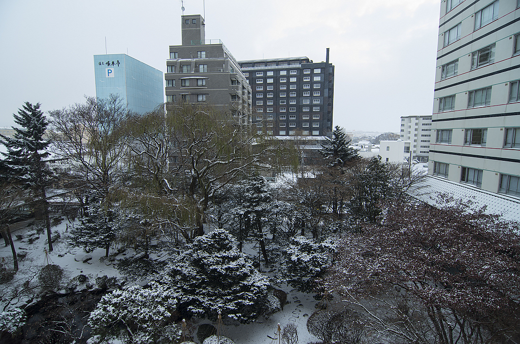 雪の都.北海道~小樽&五陵郭&水之教堂!!!(後篇)