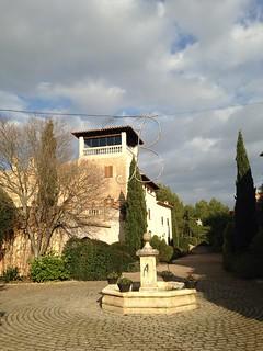 Llogaret de Biniagual en Mallorca