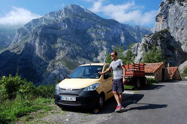 Roteiro de Carro pelo Norte da Espanha - da garganta del Cares aos Lagos de Covadonga