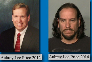 Aubrey Lee Price, suspected of faking his own death and costing the Coast Guard more than $173,000 was arrested December 31, 2013 near Brunswick, Ga.