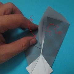 วิธีการพับกระดาษเป็นรูปนกเค้าแมว 013