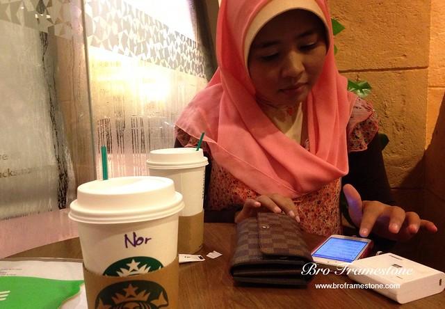 Starbuck Deq Noor