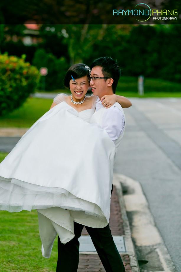 Raymond Phang Bridal Pre-Wedding Photoshoot