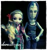 Picture Day Lagoona & Dance Class Gil by eternalizuan