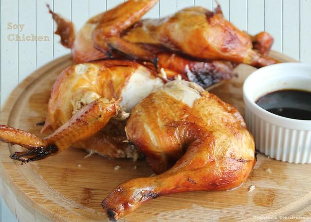 Soy Chicken 1