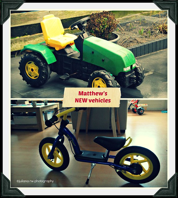 Matthew's Vehicles