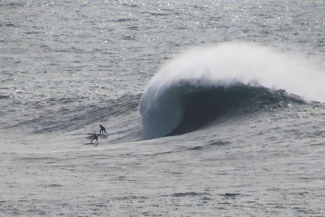 Mavericks big wave surf competition  2013/2014