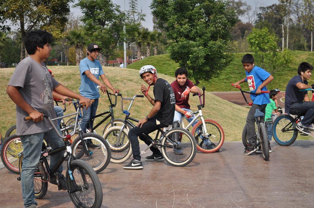 12235789405 f5e43402df b BMX en el parque bicentenario en azcapotzalco distrito federal