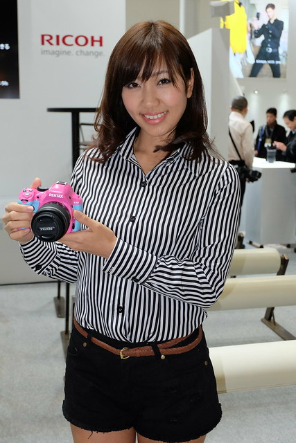 RICOH Imaging girls