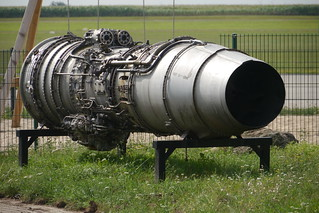 Triebwerk: Tu-134