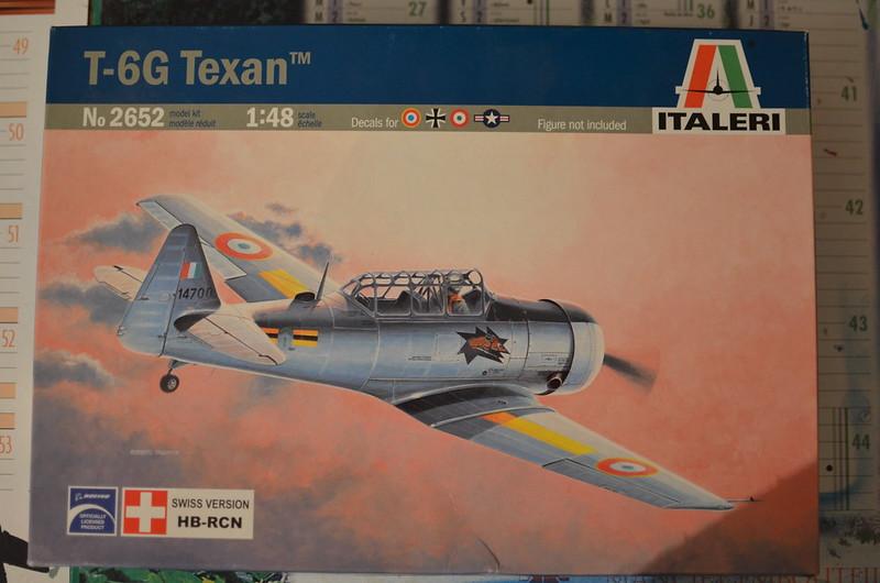 T-6G Texan Stilgar Italerie 1/48 12571675115_56988f9b84_c