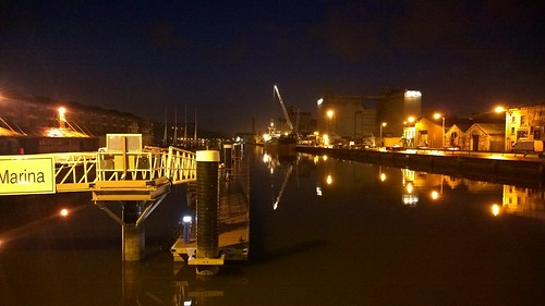 Cork docks. by despod