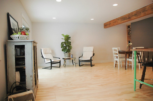 Family room/living space