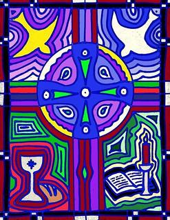 Lenten Wheel