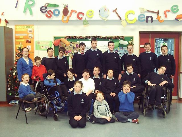 Special Class Christmas 2009-2010