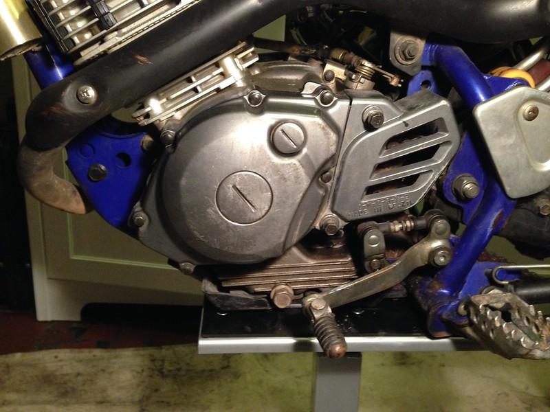 TTR 125 Starter Clutch problem? | Adventure Rider