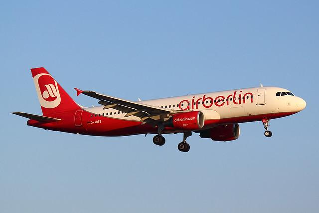 Air Berlin - A320 - D-ABFB (1)