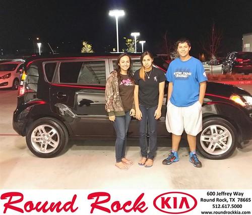 #HappyBirthday to Jennifer Santoy from Roberto Nieto and everyone at Round Rock Kia! by RoundRockKia